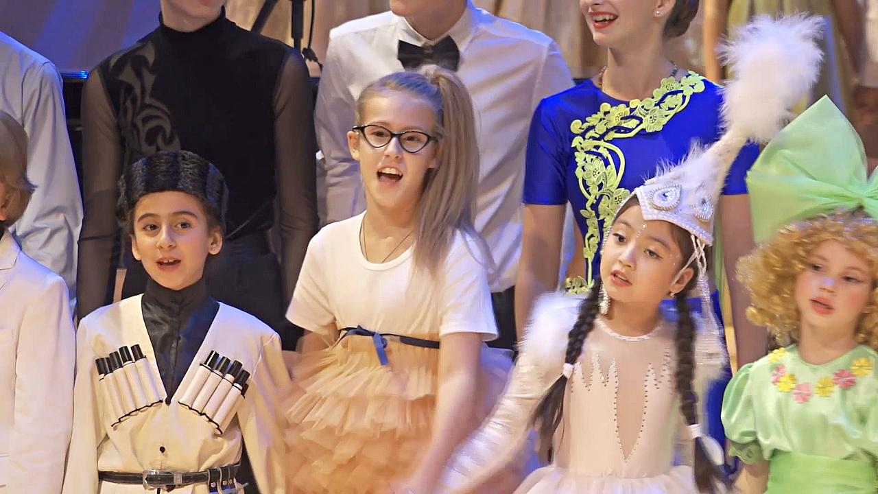 Музыкальный фестиваль для слабослышащих детей прошёл в Петербурге