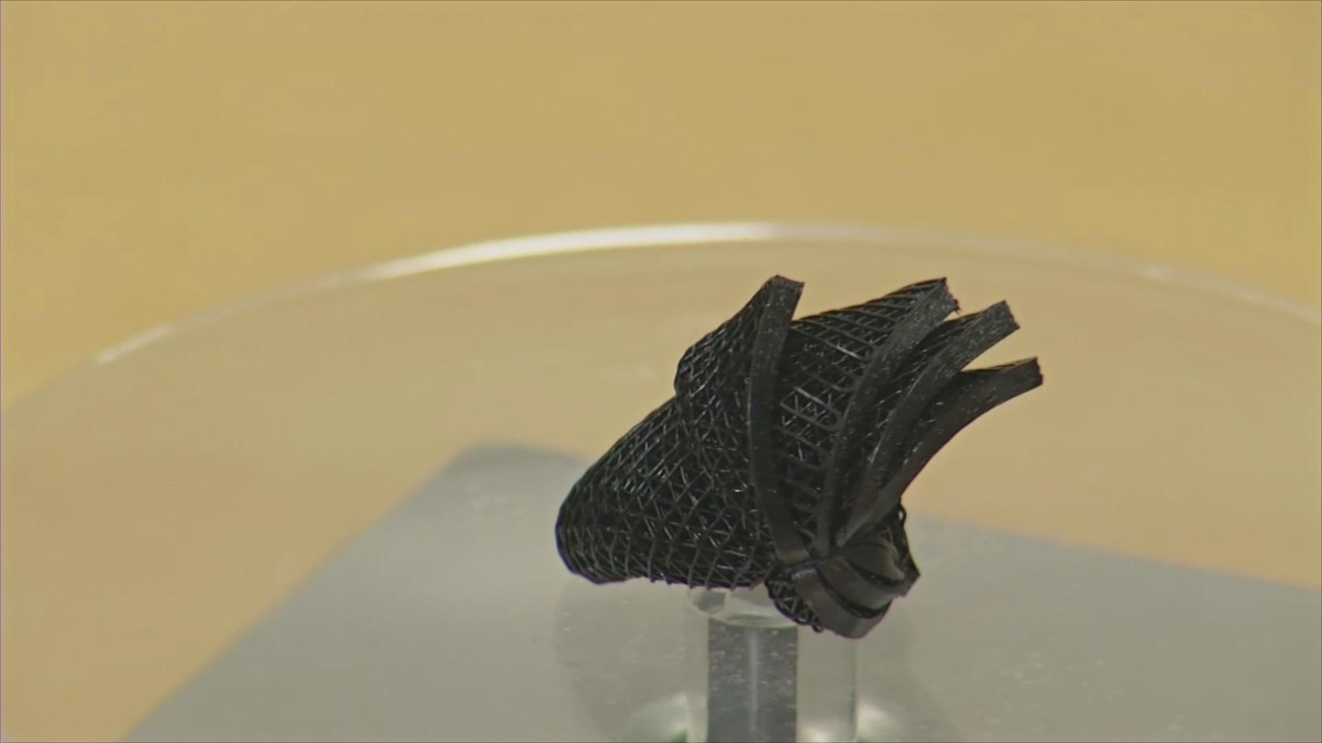 Новый метод керамической 4D-печати изобрели в Гонконге