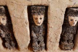 В Перу нашли 800-летних деревянных идолов культуры чиму