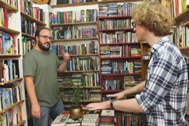 Голландец выиграл книжную лавку в лотерею