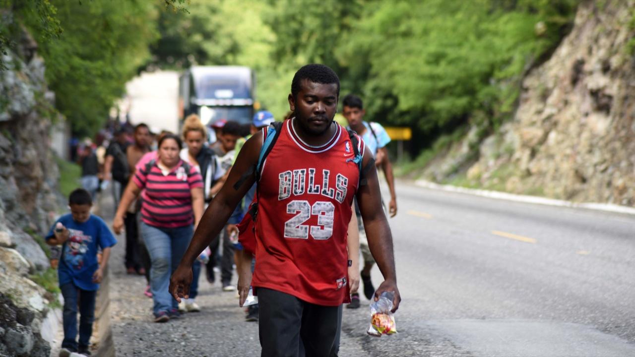 Координатор каравана мигрантов: «Мы не собираемся в США»