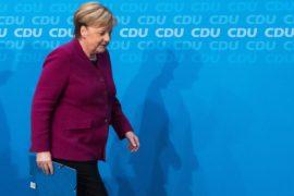 Ангела Меркель объявила, что не будет переизбираться