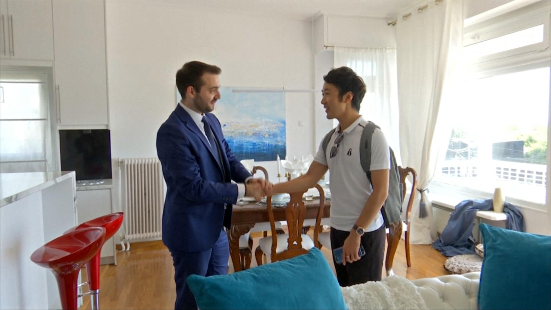 Китайцы массово инвестируют в греческую недвижимость