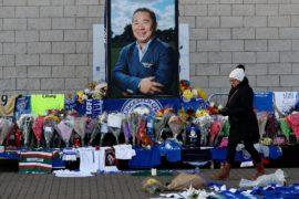 В Великобритании и Таиланде оплакивают владельца клуба «Лестер Сити»