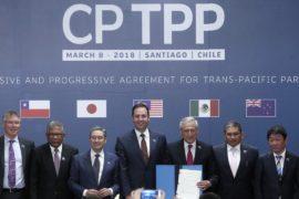 Транстихоокеанское партнёрство вступит в силу 30 декабря