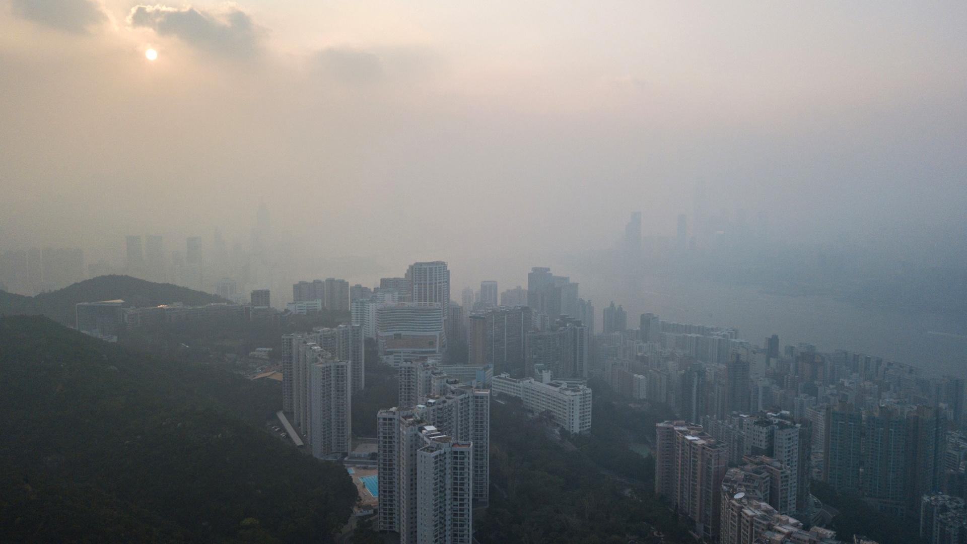 ВОЗ: 7 млн человек умирают ежегодно из-за грязного воздуха