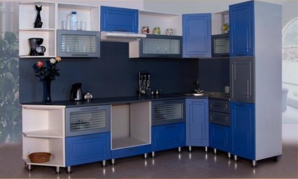 Виола угловая кухонный гарнитур