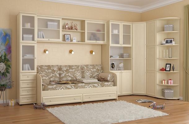 Комплект № 2 комната детская