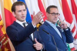 Австрия не будет подписывать глобальный пакт о миграции