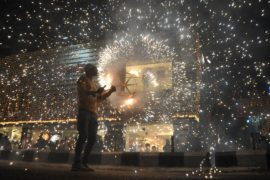 В Дели запретили продажу фейерверков перед праздником Дивали