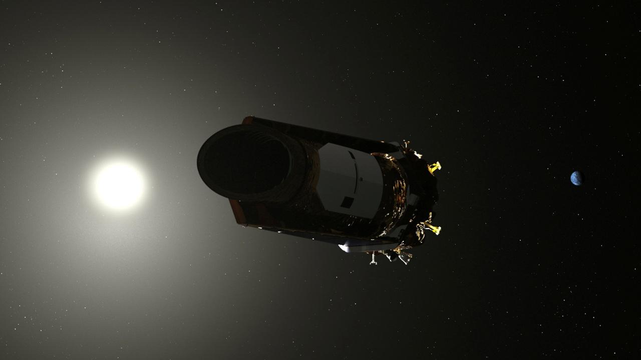 Космический телескоп «Кеплер» завершил 9-летнюю миссию