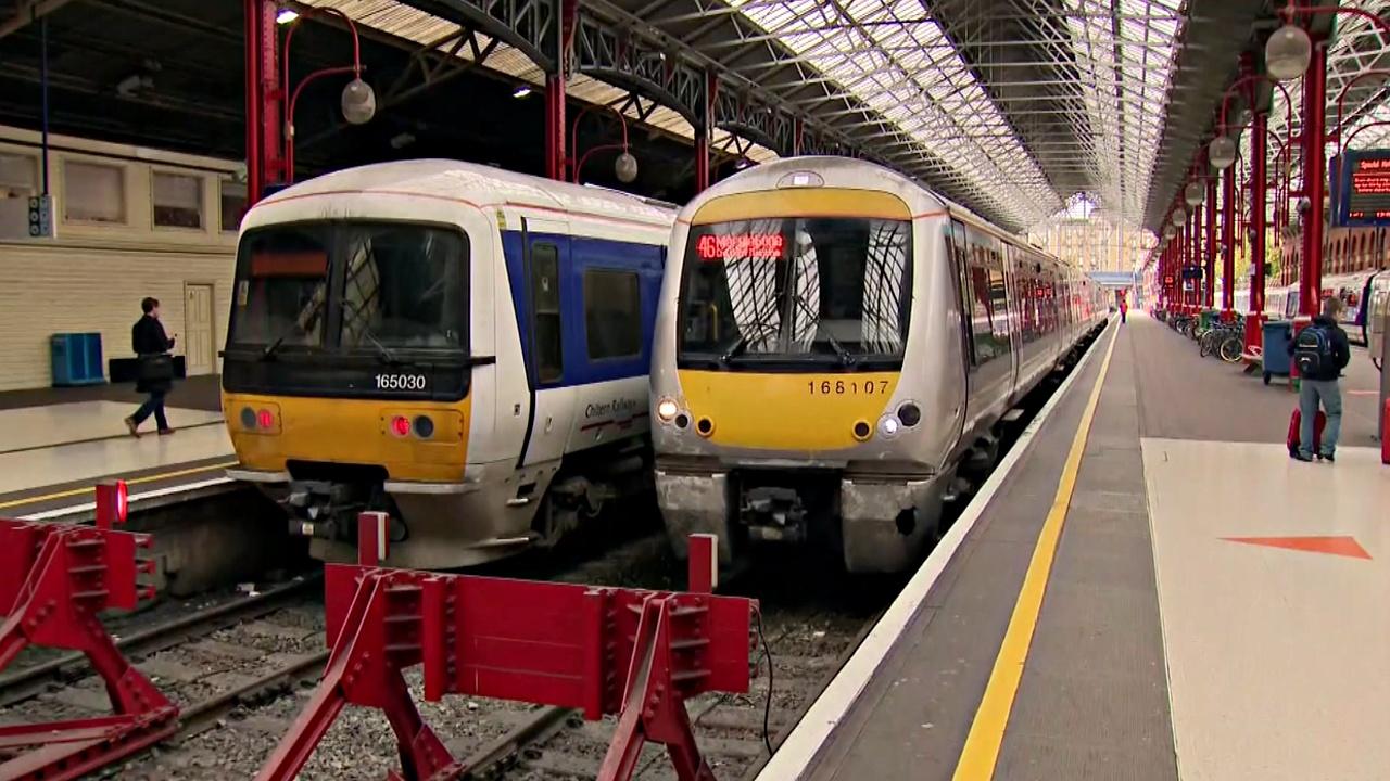 Оазисы чистого воздуха появились на лондонском вокзале