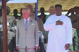 Принц Чарльз поздравил Гамбию с возвращением в Содружество наций