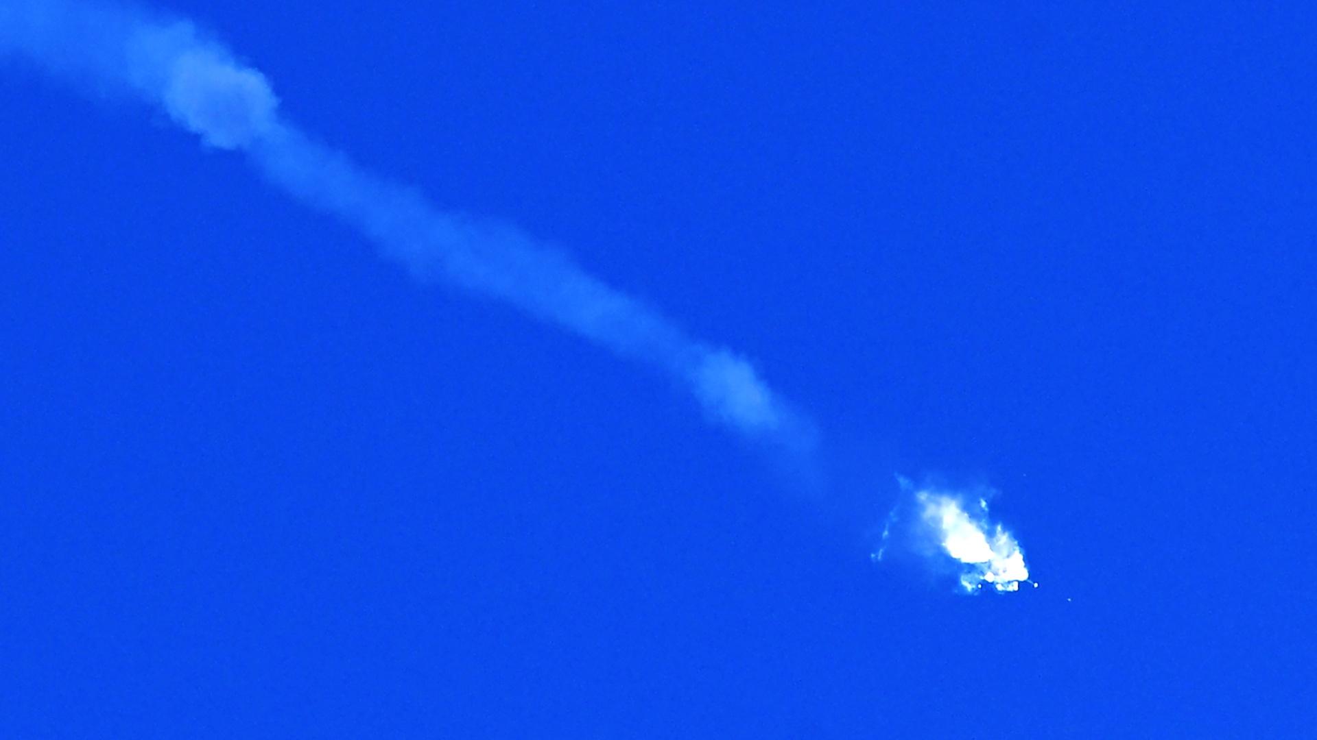 Роскосмос обнародовал причины аварии ракеты «Союз-ФГ»