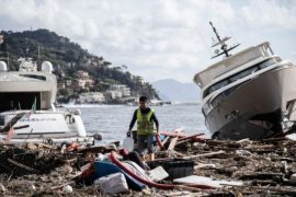 Непогода в Италии: жертв уже 29, на Сицилии погибла семья из 9 человек
