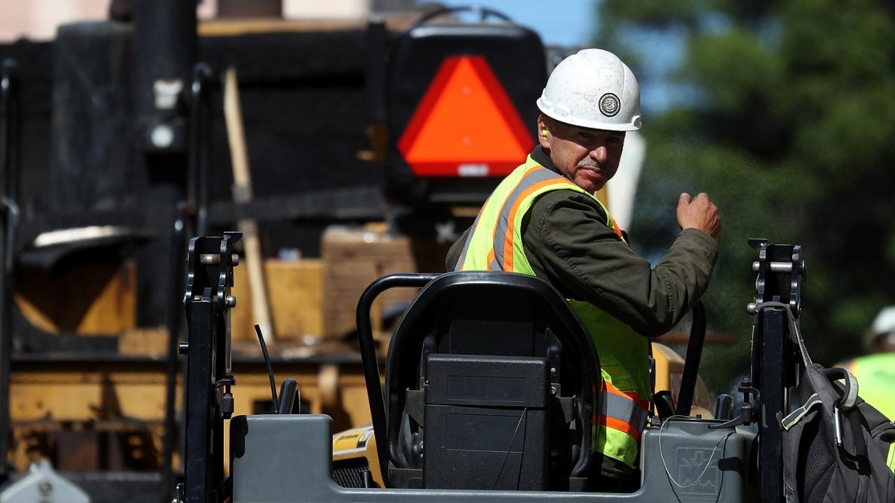 Уровень трудоустройства в США показал резкий рост в октябре
