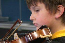 Музыка помогает австралийским детям лучше учиться в школе