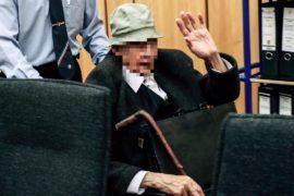 В Германии судят 94-летнего мужчину, обвиняемого в помощи нацистам