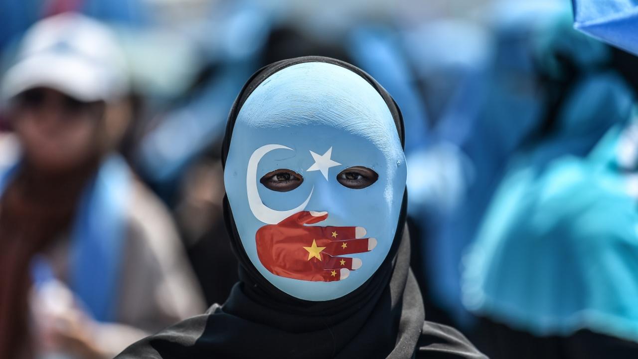 Активисты в Стамбуле потребовали от Пекина закрыть концлагеря для уйгуров