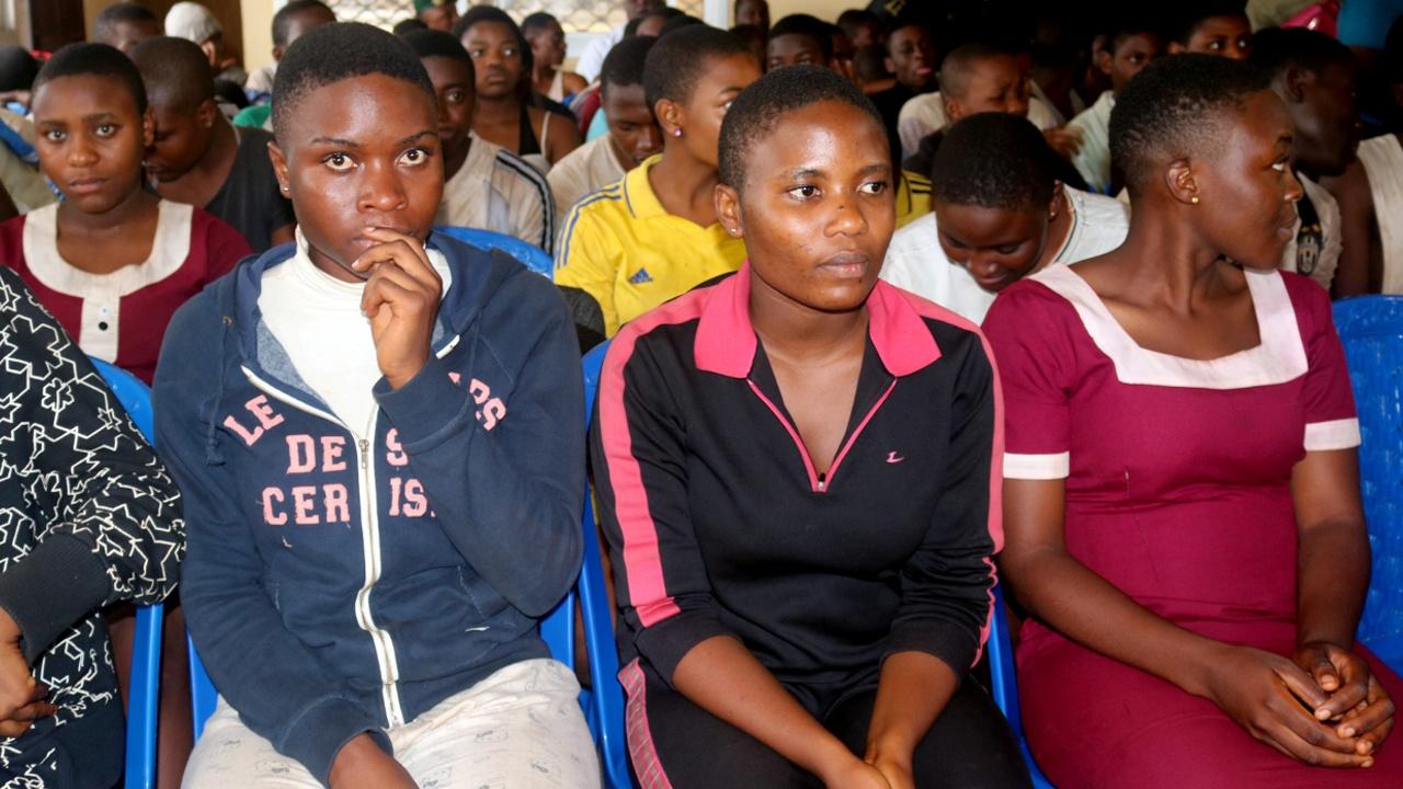 Почти всех похищенных камерунских школьников отпустили