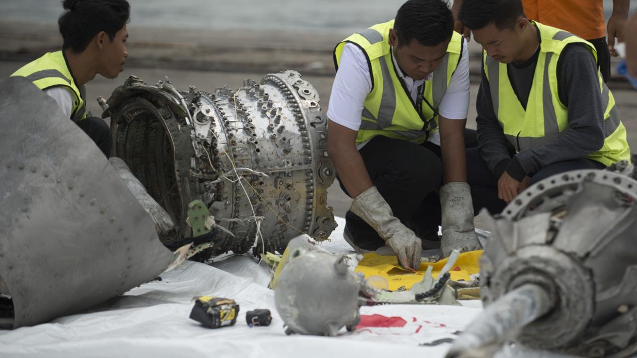 К падению самолёта Lion Air мог привести сбой в работе датчика