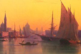 Работы Айвазовского, Репина и Фаберже на выставке Christie's в Москве