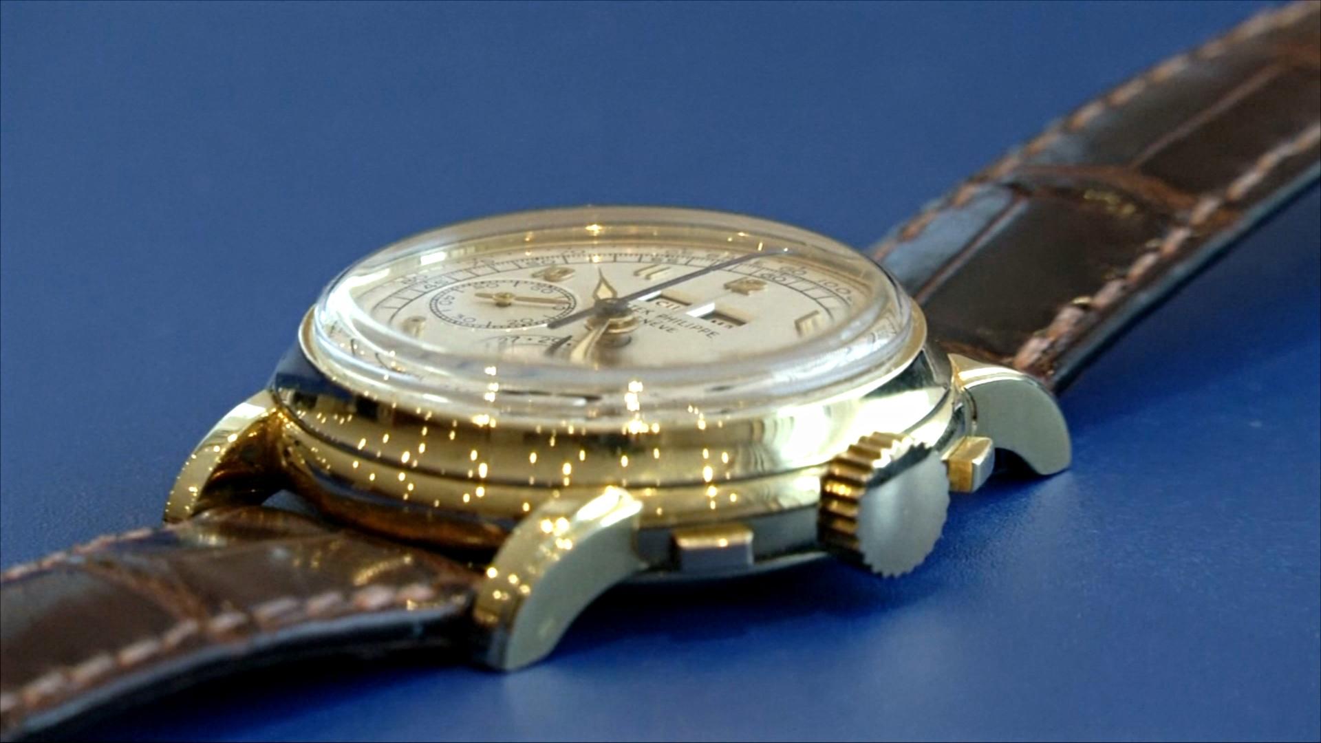 Легендарные часы Patek Philippe выставят на аукцион за 2 млн евро