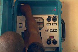 Свет в кенийских школах дают «солнечные чемоданчики»