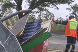 В Зимбабве столкнулись автобусы: не менее 50 погибших