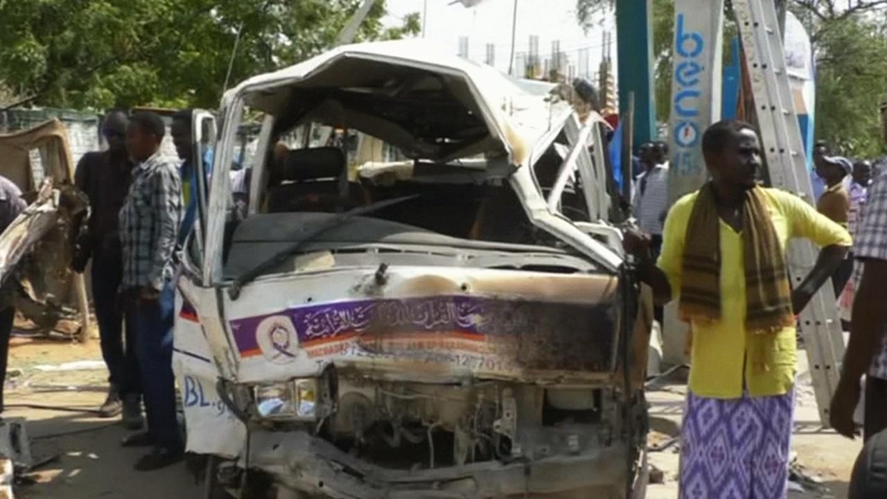 Теракт в Сомали: число погибших возросло до 53