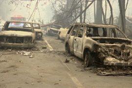 Парадайс сгорел: смертоносные пожары в Калифорнии