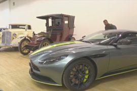 Старинные BMW, Packard и «Марнское такси» выставят на торги в Москве