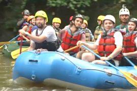 Бывшие боевики ФАРК теперь катают туристов на лодках