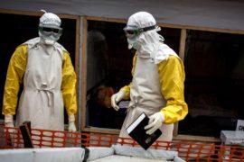 ВОЗ: нужно ещё полгода для победы над Эболой в ДР Конго