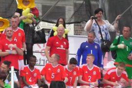 Кубок мира для бездомных помогает изгоям вернуться в общество