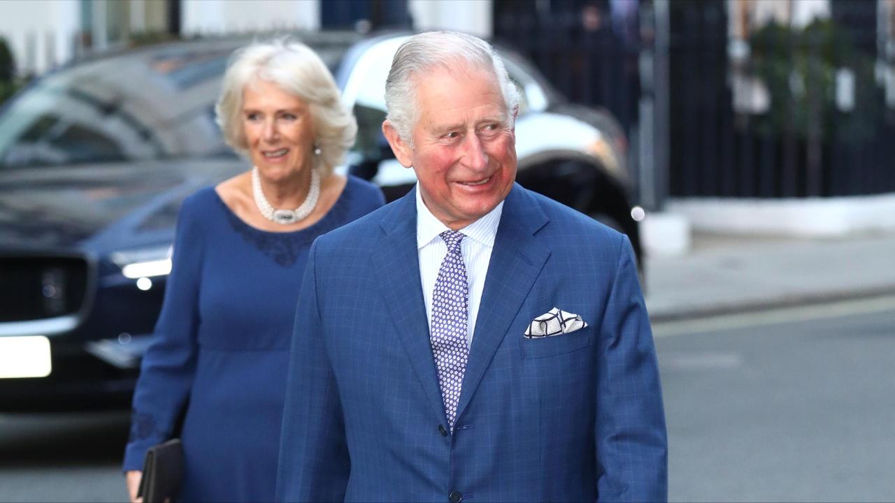 Будущему британскому королю исполнилось 70 лет