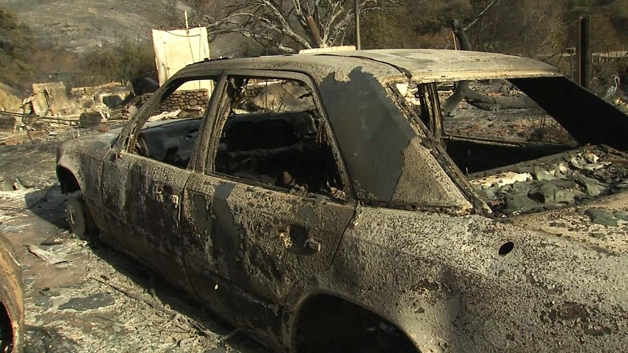 Число жертв пожаров в Калифорнии приближается к 50