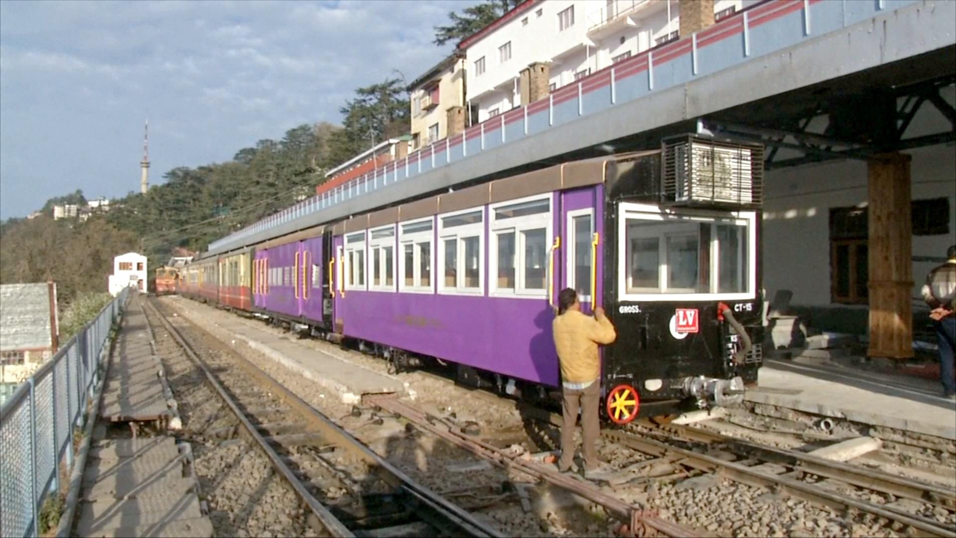 Индийский музей сохранил историю железной дороги Калка-Шимла