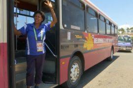 Для защиты женщин в Папуа – Новой Гвинее пустили специальные автобусы