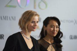 В Москве вручили премию «Женщина года» журнала Glamour