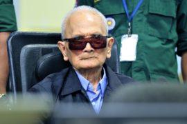 Двух лидеров «красных кхмеров» признали виновными в геноциде