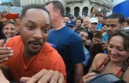 Уилл Смит пробежал полумарафон на Кубе