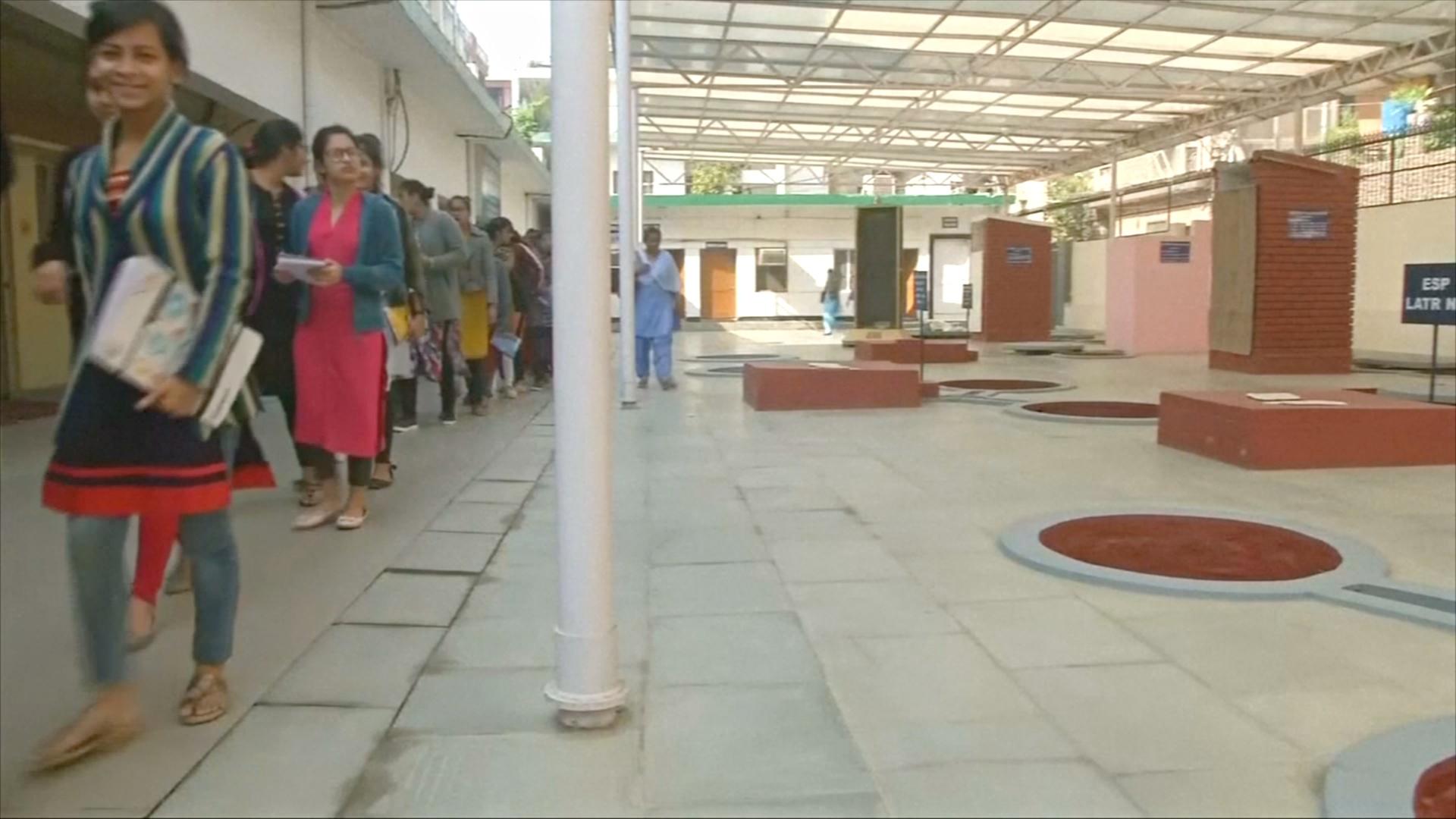 «Туалетная революция»: Индия на пути к гигиене