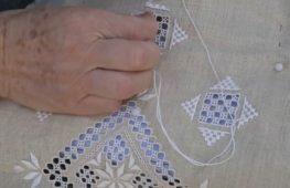 На Кипре умирает 600-летняя традиция вышивки лефкаритика
