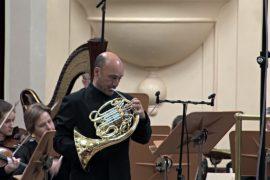 В Петербурге музыку голливудского композитора Коломера исполнили на валторне