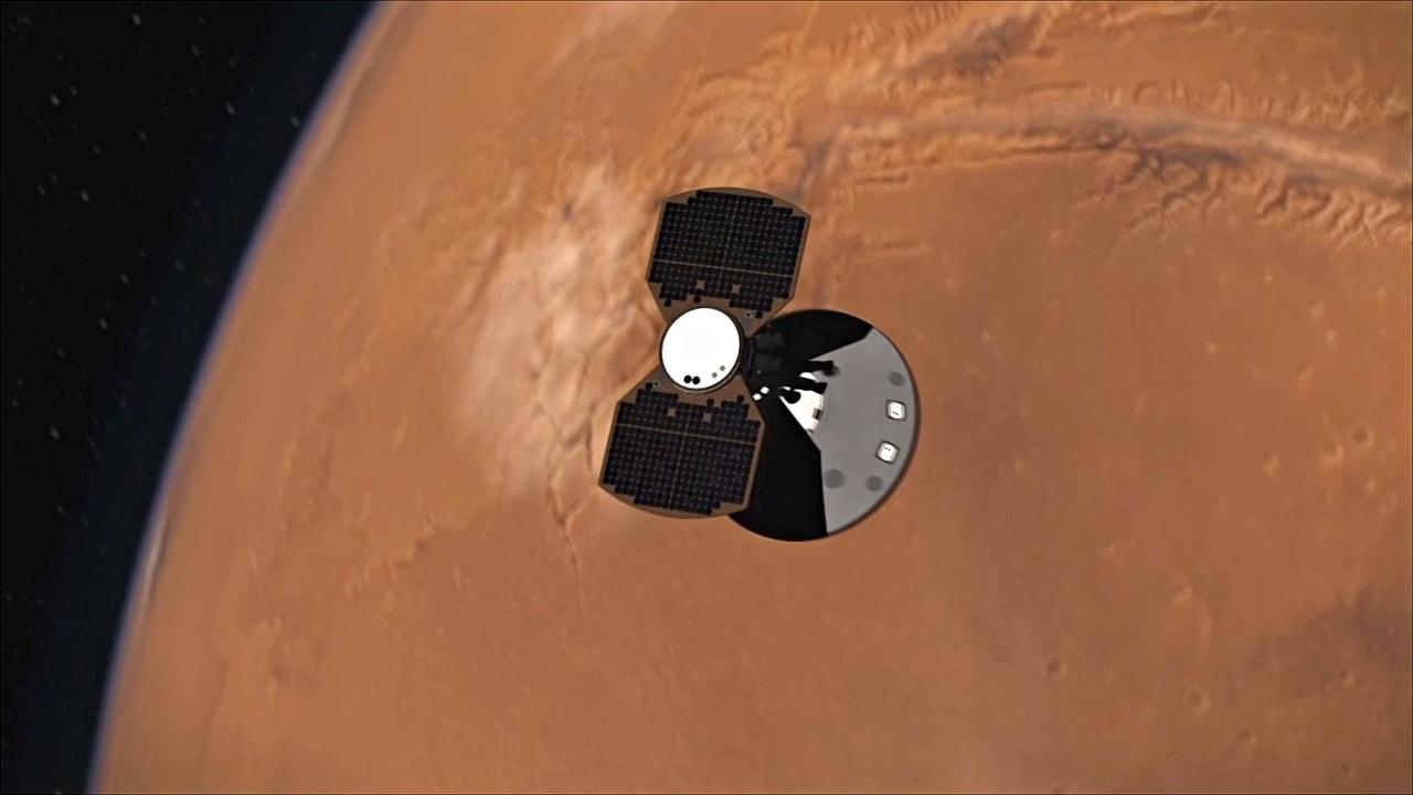 Аппарат InSight подлетает к Марсу. Что он будет изучать?