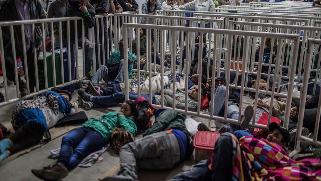Власти Колумбии: больше никаких лагерей для венесуэльских беженцев