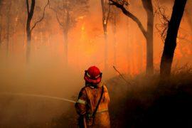 «Беспрецедентная погода» вызвала пожары в Квинсленде