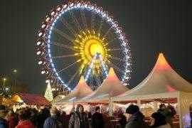 В Берлине рождественские ярмарки работают под усиленной охраной