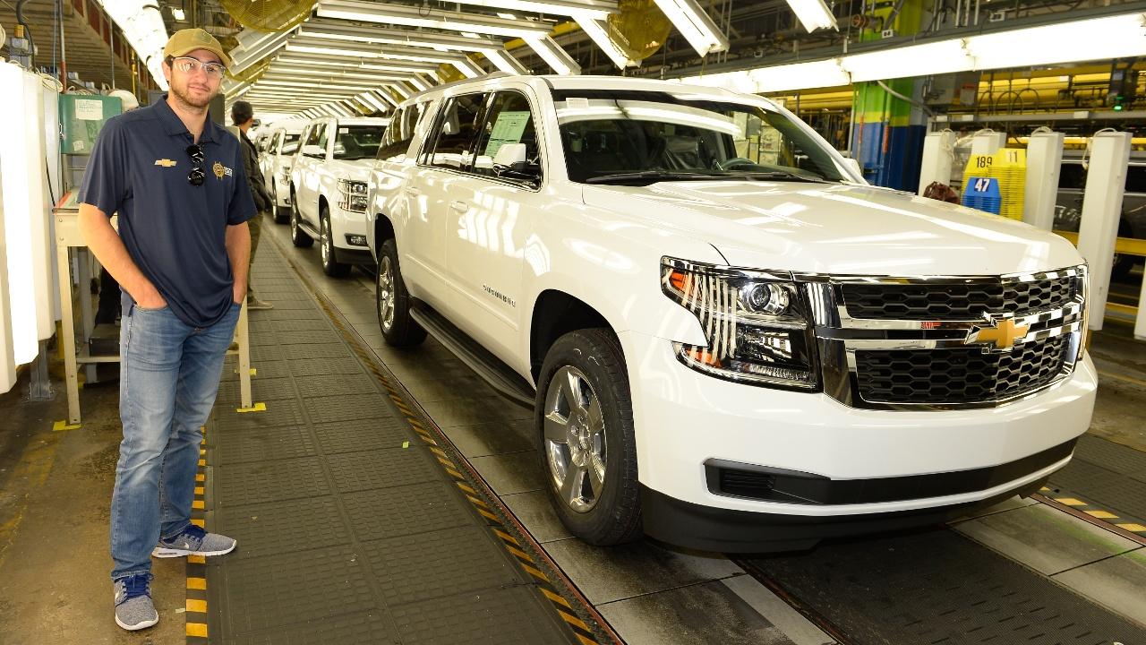 General Motors сократит производство в Северной Америке